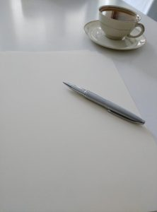 Free Writing Rouwmomenten Ontladend Schrijven