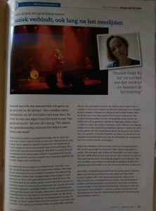 Vakblad Uitvaart Muziek